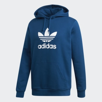 Blusa Adidas Capuz Trefoil - Masculino