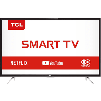 "Smart TV LED 39"" Full-HD TCL L39S4900FS 3 HDMI 2 USB Wi-Fi 60Hz"