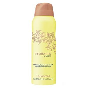 Floratta L'Amore Antitranspirante Desodorante Aerosol, 75g