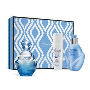 Kit Presente Floratta in Blue - Kit Presente Dia das Mães Floratta in Blue
