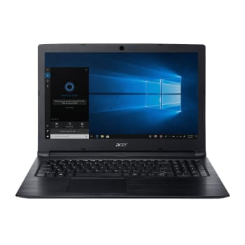 "Notebook Acer Intel Core i3-8130U 4GB 1TB Tela 15.6"" Windows 10 A315-53-34Y4 Preto"