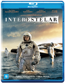 Interestelar - Blu-Ray