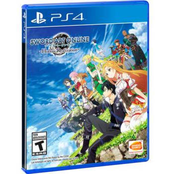 Jogo para PS4 Sword Art Online: Hollow Realization Bandai Namco