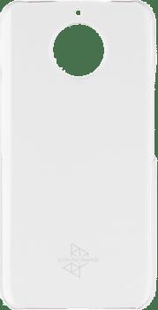 Capa Protetora Cristal Moto G6 Plus Muvit Transparente