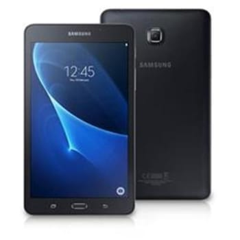 "Tablet Samsung Galaxy Tab A SM-T280NZKPZTO Tela 7.0"" Android 5.4 8GB Wi-Fi Preto Quad Core 1,5GHz"