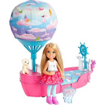 Barbie Chelsea Barco dos Sonhos - Mattel