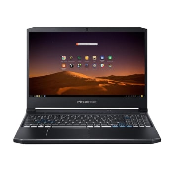 Notebook Predator Helios 300 PH315-53-735Y Intel Core i7 16GB 256GB SSD 1TB HD RTX 2070 15,6' Endless OS