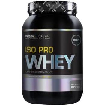 Whey Protein Isolado Probiótica Sem Sabor 900g