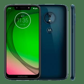 Smartphone Motorola Moto G7 Play XT1952-5 Índigo Edição Especial 32GB