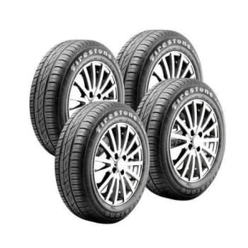 Jogo de 4 pneus Firestone Aro 15 F-600 195/55r15 85h