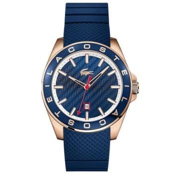 b69026aef30 Relógio Lacoste Masculino Borracha Azul - 2010906 em Promoção no ...
