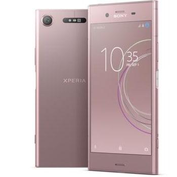 "Sony Xperia XZ1 Rosé 5.2"" Octa-Core 64GB 4GB RAM Com Super Slow Motion e Escaneamento 3D TCDE0365"