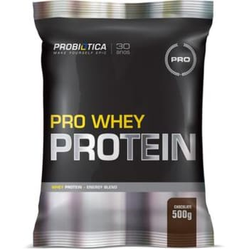 Whey Protein Pro Probiótica Sabor Chocolate 500g