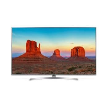 """Smart TV LED UHD 4K 55"""" LG 55UK6540 4 HDMI 2 USB Wi-Fi HDR ThinQ"""