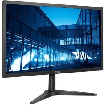 "Monitor LED 21.5"" AOC Widescreen Full HD 22B1H Preto"