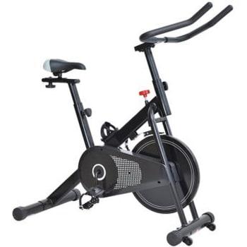 Bicicleta Spinning Kikos Fitness LF BF3LZC Roda de Inércia 10kg Preta e Cinza