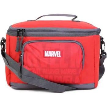 Lancheira Térmica Marvel DMW Vermelha 49170