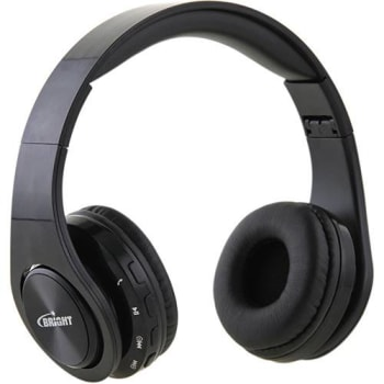 Headphone Bright Bootz Bluetooth Preto