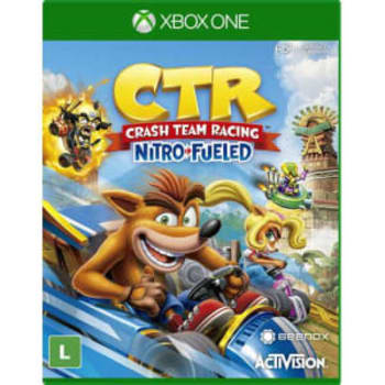 Game Crash™ Team Racing Nitro-fueled - XBOX ONE