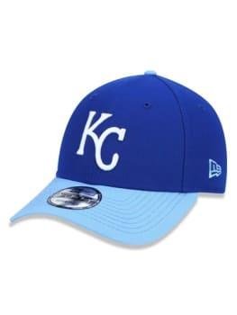Boné New Era 940 Snapback Kansas City Royals Royal