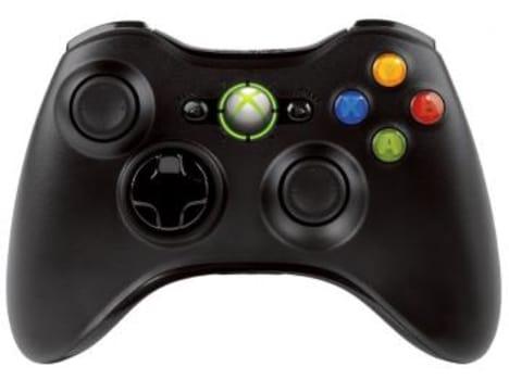 Controle para Xbox 360 Sem Fio - Microsoft - Magazine Ofertaesperta