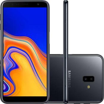 "Smartphone Samsung Galaxy J6+ 32GB Dual Chip 3GB RAM Tela 6"""
