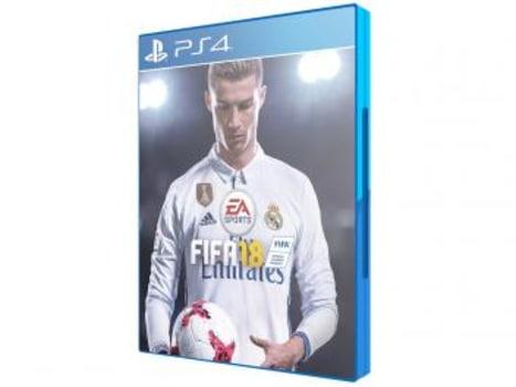 FIFA 18 para PS4 - EA - Magazine Ofertaesperta