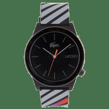 d6270377749 Lançamento - Relógio Lacoste Masculino Borracha Preto - 2010936 em ...