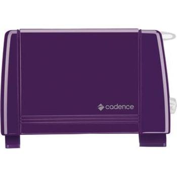 Torradeira Elétrica Cadence TOR112 Colors Roxa 750W