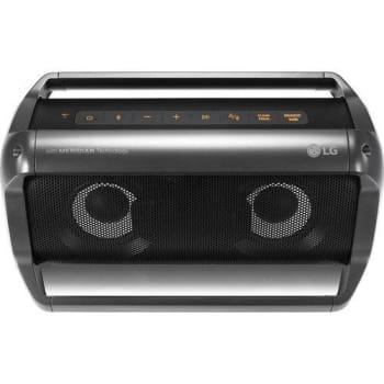 Caixa de Som Bluetooth LG Speaker PK5 20w RMS 2 Resistente a água