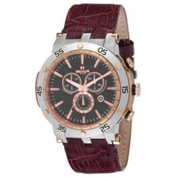 Relógio Masculino Analógico Seculus 20013GPSGGC1 - Marrom