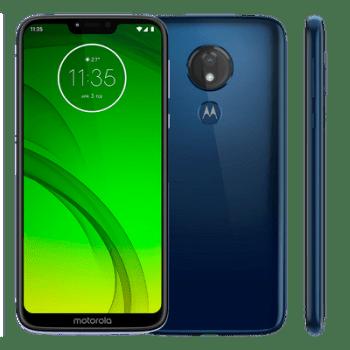 Smartphone Motorola XT 1955 Moto G7 64GB Power Azul Navy