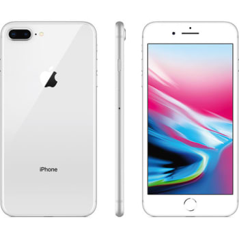 "iPhone 8 Plus 64GB iOS 11 Tela 5,5"" 4G Wi-Fi - Apple"