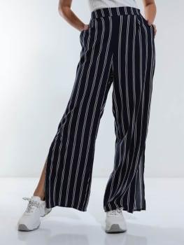 [Várias cores] Calça Pantacourt Feminina Lily Fashion
