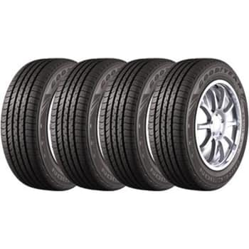Kit com 4 Pneus Aro 14 Goodyear 185/65R14 86H Direction Sport