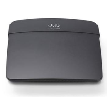 Roteador Wireless-N Linksys 300 Mbps, 802.11n - E900