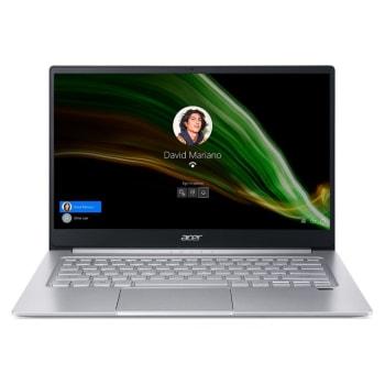 Notebook Acer Swift 3 Ultrafino SF314-42-R9S5 AMD Ryzen 7 8GB 512GB SSD 14' Win10 - Teclado retro iluminado