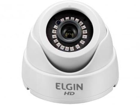 Câmera de Segurança HDCVI Elgin Interna ou Externa - Analógico Infravermelho Visão Noturna C41IM22B - Magazine Ofertaesperta