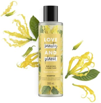 Shampoo Love Beauty And Planet Hope And & Repair 300ml