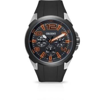 2b6f0d0490e Relógio Masculino Orient Multifunção Esportivo Preto MBSPM011-POPX ...