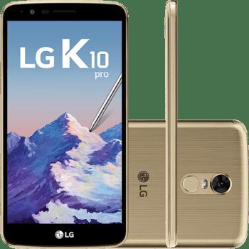 "Smartphone LG K10 Pro 32GB Dual Chip Tela 5,7"""
