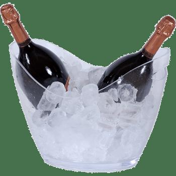 Champanheira Belfix Acrílico 6,5 Litros