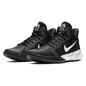 Tênis Nike Precision III - Preto e Branco