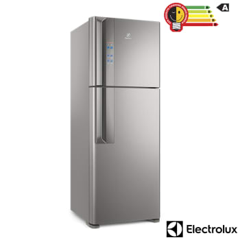 Refrigerador de 02 Portas Electrolux Frost Free com 474 Litros com Top Freezer Platinum - DF56S - EXDF56S_PRD