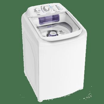 Lavadora Compacta com Dispenser Autolimpante e Cesto Inox (LAC12)