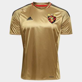 Camisa Sport Recife III 2016 s/nº Torcedor Adidas Masculina