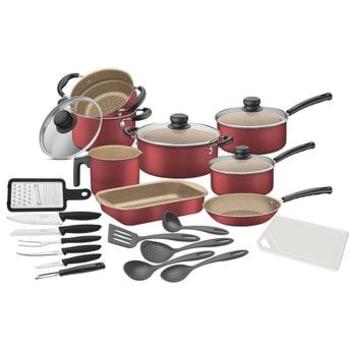 Conjunto para Cozinha Tramontina 21 Peças Versalhes
